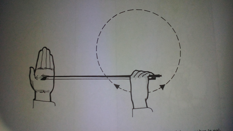 Ejercicios con el arco (2)